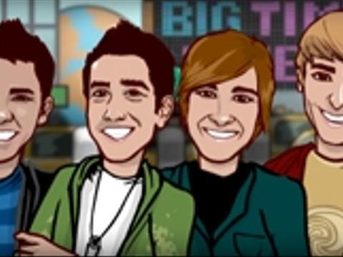 Big Time Rush: Irány a színpad!