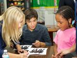 Supah Ninjas Visit Simon Elementary School