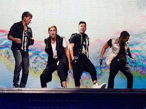New Big Time Rush Summer Tour Pics: Columbus