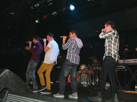 Big Time Rush: BTR in New Hampshire!