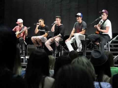 Big Time Rush Summer Tour: Kansas City, MO