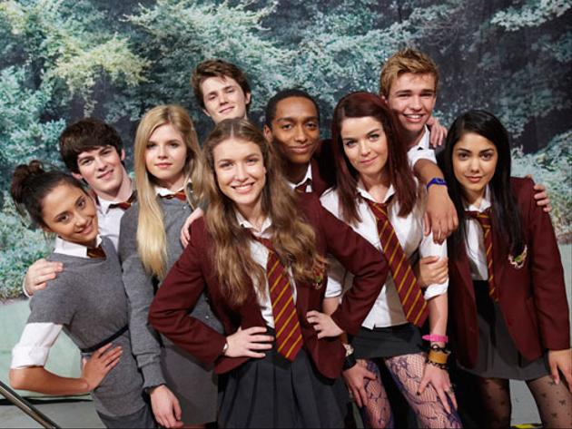 House of Anubis: Meet the Characters of Season 2