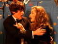 Desde o começo Nina e Fabian são totalmente inseparáveis!