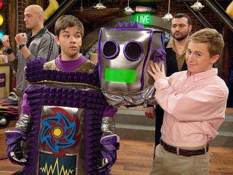 iCarly: foto dall'episodio Halloween a sorpresa