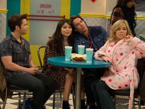 iCarly: iFind Spencer Friends