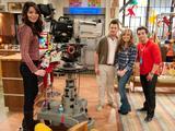 iCarly: foto dall'episodio Il nuovo commesso