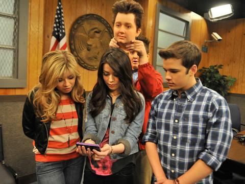 iCarly: foto dall'episodio Il ritorno di Nora
