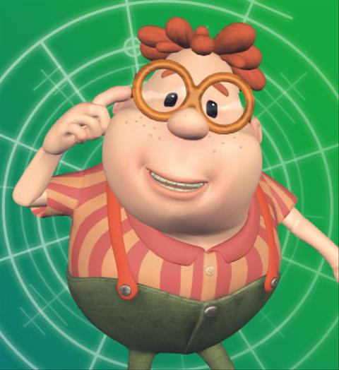 Jimmy neutron boy genius characters