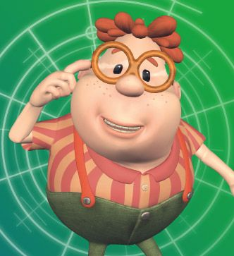 Carl Weezer from Jimmy Neutron : Boy Genius : Cartoon ...