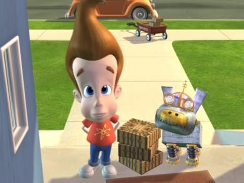 Jimmy Neutron: Jimmy