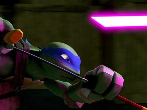 Mira mis movimientos ninja. Será la única vez que los verás venir.