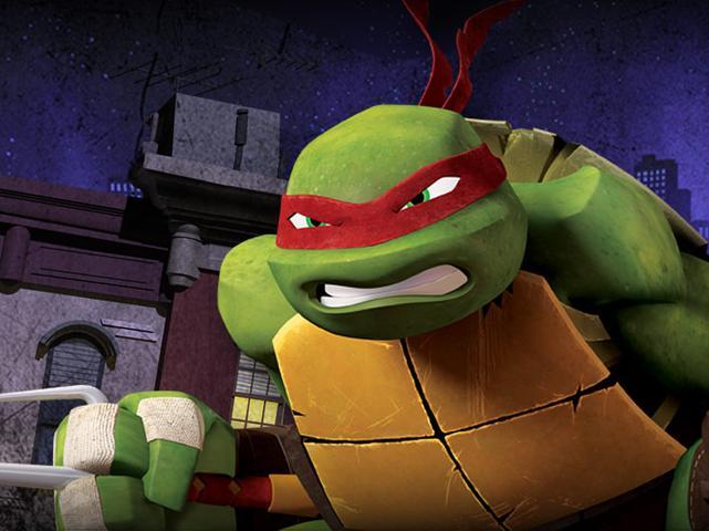 Raphael Pictures - Ninja Turtles - TMNT Characters - Nick.com