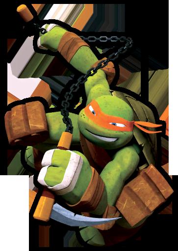 Ninja turtles michelangelo - photo#4