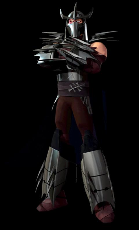 Teenage mutant ninja turtles shredder face - photo#10