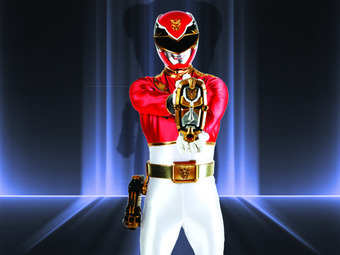 Power Rangers Megaforce: Character Pictures