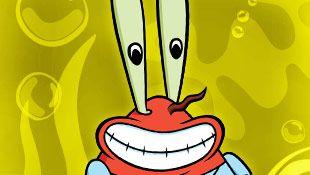 Mr  Krabs From Spongebob Squarepants