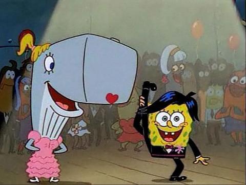 SpongeBob SquarePants: Behind The Music