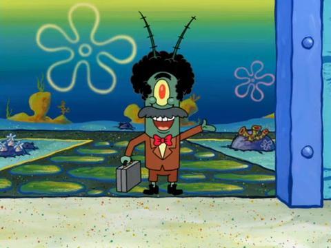 I travestimenti di Spongebob!