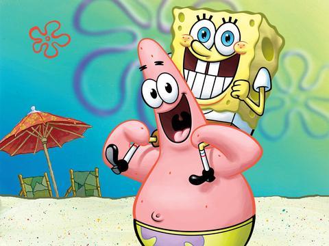 Spongebob e Patrick Migliori Amici per Sempre!