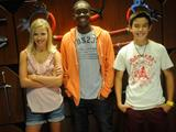 Supah Ninjas: A First Look at the cast of Supah Ninjas