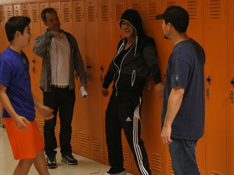 Supah Ninjas: On the Set of 'Ishina'