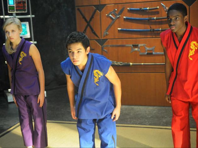 L'allenamento dei Super Ninja!