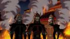 Avatár - Aang legendája | 1. Könyv - Víz | 16. fejezet - Dezertőr