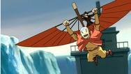 Avatár - Aang legendája | 1. Könyv - Víz | 2. fejezet - Az Avatár visszatér | 1/2