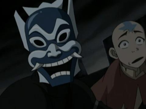"Avatar the Last Airbender: ""The Blue Spirit"""
