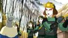 Avatár - Aang legendája | 1. Könyv - Víz | 4. fejezet - Kyoshi harcosai