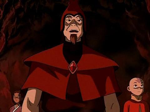 Avatár - Aang legendája | 1. Könyv - Víz | 8. fejezet - A téli napforduló (2. rész: Roku Avatar)