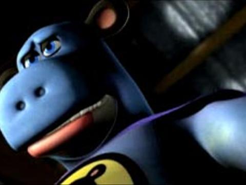 "Back at the Barnyard: ""Cowman and Ratboy"""