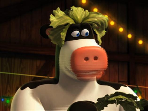 """Back at the Barnyard: """"Happy Animal Fun Time"""""""