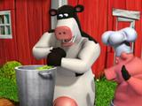 "Back at the Barnyard: ""Too Good to be Glued"""