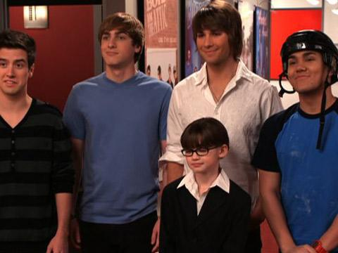 "Big Time Rush: ""Big Time Jobs: Mo' Money"""