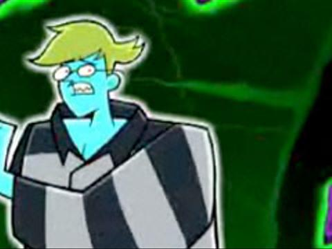 "Danny Phantom: ""Public Enemies"""