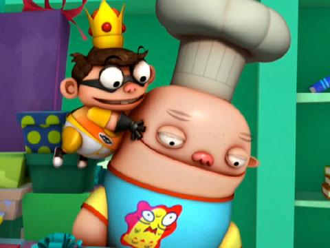 "Fanboy & Chum Chum: ""Present Not Accounted For: Chunky's Choice"""