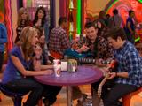 "iCarly: iGet Banned: ""Freddie and Gibby's Band"""