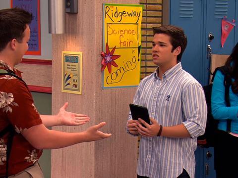 """iCarly: """"iGoodbye: Big Phone"""""""