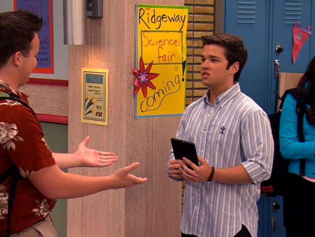 "iCarly: ""iGoodbye: Big Phone"""