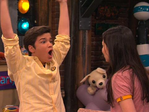 "iCarly: ""iWon't Cancel the Show: Sam's Arrested!"""