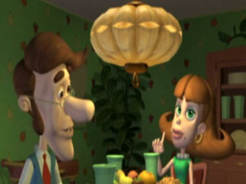 JIMMY NEUTRON | S1 | Episodio 03 | Jimmy Neutron - Brobot / A grande captura