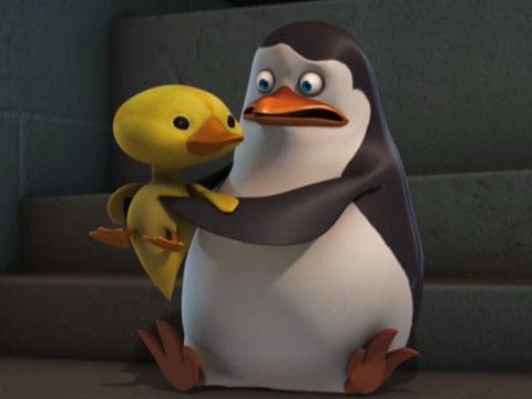 "Penguins of Madagascar: ""Seige the Day: Private's Hatchlings"""