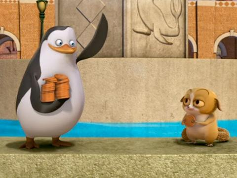 "The Penguins of Madagascar: ""Wishful Thinking: Give Me Gumballs!"""