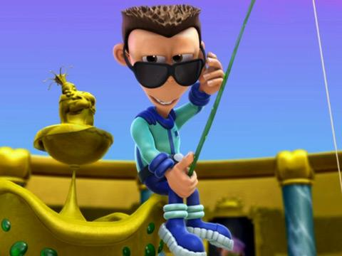 "Planet Sheen: ""Money Suits Sheen: Fishing Friends"""