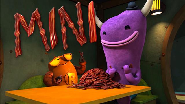 Robot Amp Monster Episodes Watch Robot Amp Monster Online