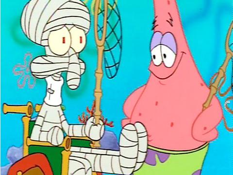 Bob Esponja   Temporada 1   Episodio 3   Pesca de medusas y Plankton