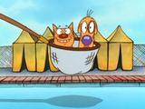 CatDog: Cannonball
