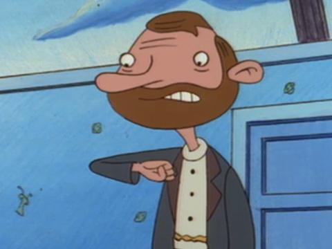 Hey Arnold: Arnold As Cupid