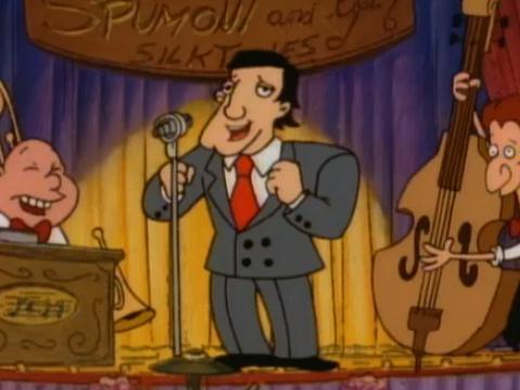 Hey Arnold: Dino Spumoni